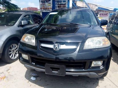 2005 Acura MDX automatic at mileage 0 for sale