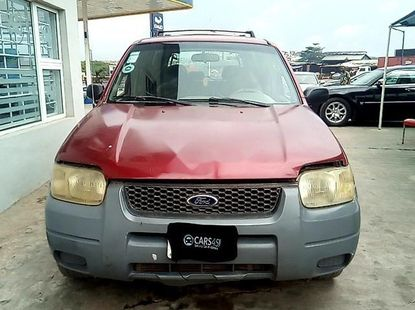 Used 2001 Ford Escape car suv automatic at attractive price
