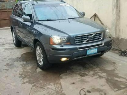 2007 Volvo XC90 Automatic Petrol well maintained
