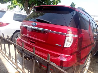 Authenticused 2015 Ford Explorer for sale at price ₦8,000,000