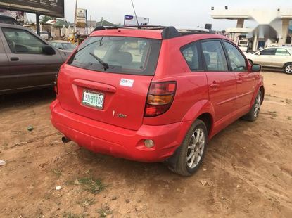 Used 2004 Pontiac Vibe car at attractive price in Ikeja