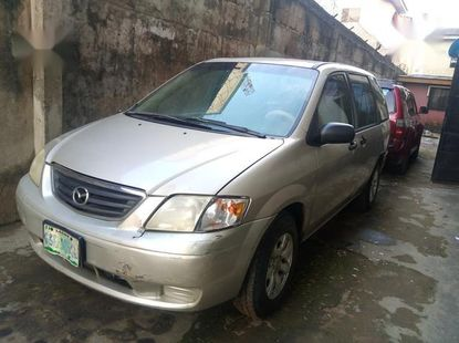 Best priced used 2004 Mazda MPV automatic at mileage 12,505