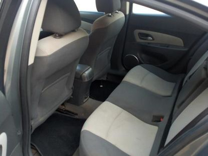 Well maintained 2011 Chevrolet Cruze sedan for sale at price ₦1,500,000