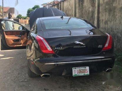 Selling black 2014 Jaguar XJ at cheap price