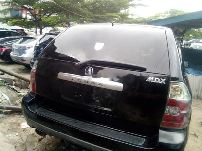 Need to sell high quality black 2006 Acura MDX suv automatic
