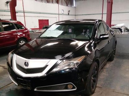 Sell black 2011 Acura ZDX automatic at price ₦3,700,000 in Lagos