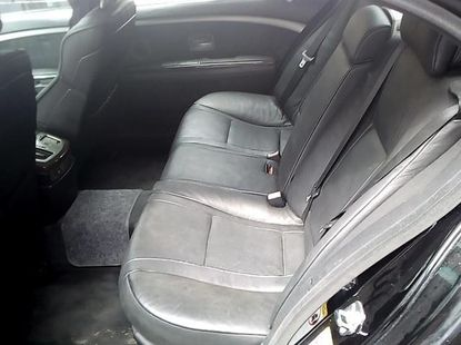 Need to sell used 2002 BMW 7 Series sedan automatic at cheap price