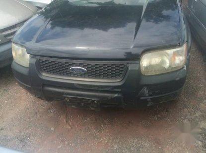 Ford Escape 2002 Black for sale
