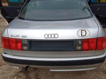 Audi 80 1992 Silver
