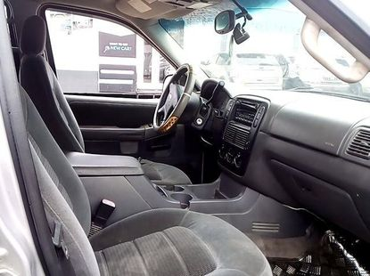 Well maintained 2002 Ford Explorer for sale in Lagos