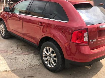 Sell used 2011 Ford Edge automatic in Ikeja