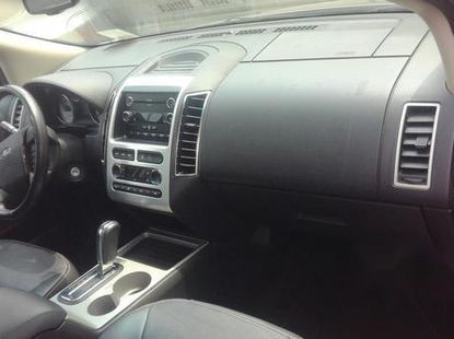 Sell grey 2008 Ford Edge automatic in Abuja at cheap price