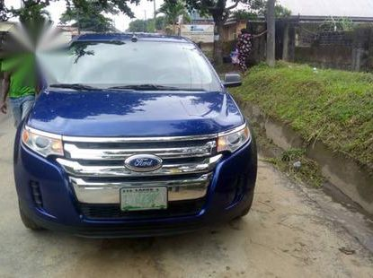 Selling 2015 Ford Edge automatic at mileage 22,500 in Calabar