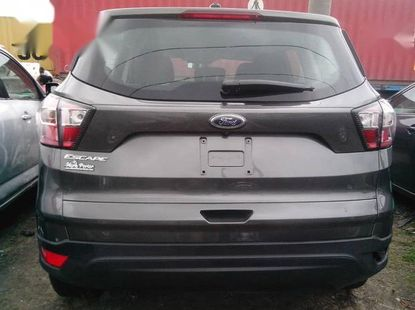 Well maintained grey 2017 Ford Escape for sale at price ₦8,500,000 in Lagos