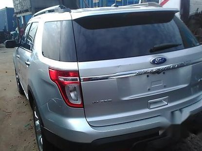 Sell used 2012 Ford Explorer automatic at mileage 38,254 in Lagos