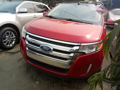 Sell high quality 2012 Ford Edge suv automatic in Lagos