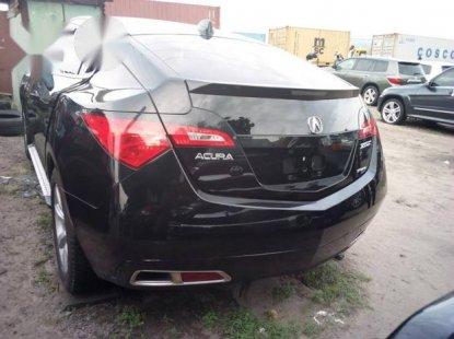 Sell black 2011 Acura ZDX sedan automatic at cheap price