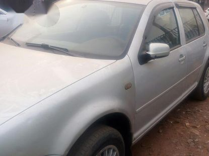 Used 2001 Volkswagen Golf car at attractive price in Lagos