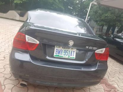 Selling 2008 BMW 325i in good condition in Abuja