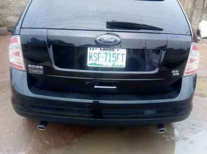 Need to sell high quality 2008 Ford Edge at price ₦2,000,000 in Lagos