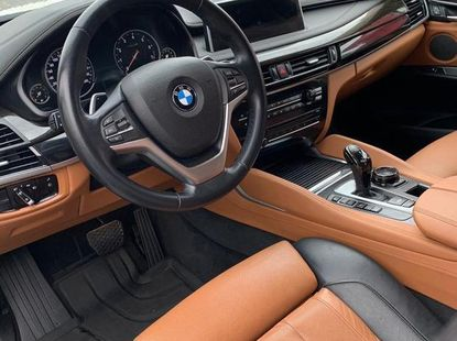Sell white 2018 BMW X6 suv automatic in Lagos