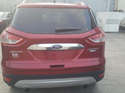 Sell red 2013 Ford Escape automatic in Ikeja at cheap price
