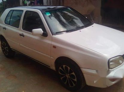 Clean and neat 2001 Volkswagen Golf at mileage 140,000 for sale