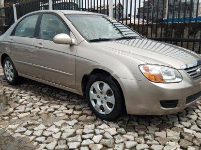 Sell 2007 Kia Spectra sedan automatic at price ₦1,950,000 in Lagos