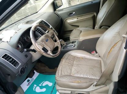 Clean black 2008 Ford Edge car for sale at attractive price
