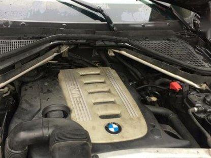 Sell well kept black 2009 BMW X6 sedan at price ₦3,500,000
