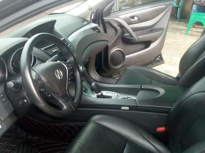 Clean black 2010 Acura ZDX automatic car at attractive price