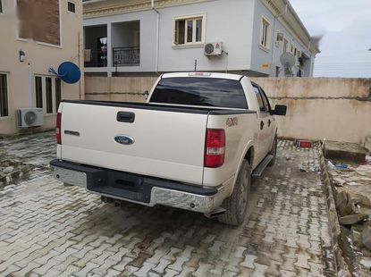 Used 2007 Ford F-150 for sale at price ₦4,300,000 in Lagos