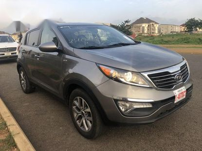 Selling other 2016 Kia Sportage automatic in Abuja