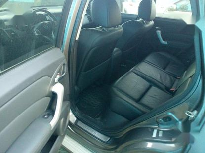 Selling grey 2009 Acura RDX automatic at price ₦2,550,000