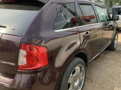 Red 2011 Ford Edge for sale at price ₦3,300,000