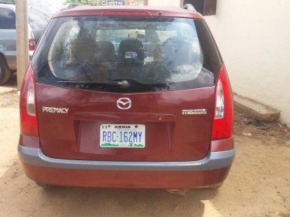 2001 Mazda Premacy Minibus For Sale