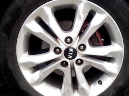 Sell used grey/silver 2012 Kia Optima sedan automatic