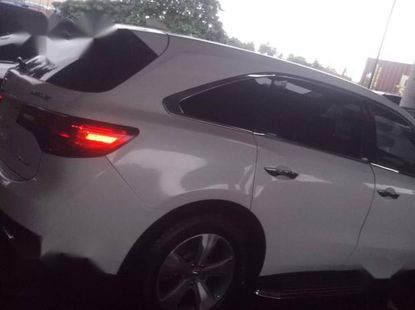 Well maintained 2014 Acura MDX automatic for sale at price ₦14,500,000