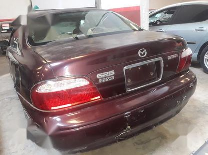 2000 Mazda 626 automatic for sale in Lagos