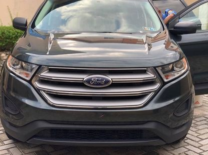 Foreign Used 2015 Ford Edge