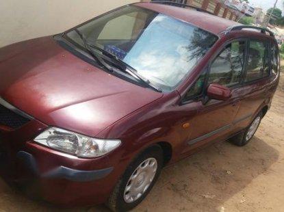 Sparkling red 2001 Mazda Premacy for sale