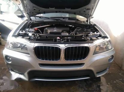 Used grey 2014 BMW X3 automatic for sale in Kano