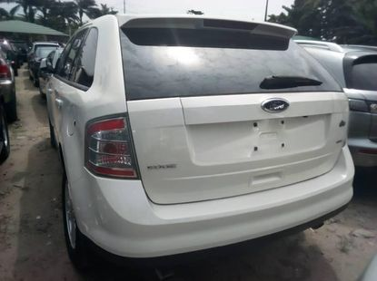 Clean 2007 Ford Edge suv automatic for sale