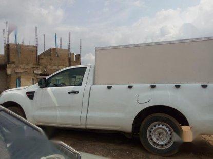 Sell well kept white 2013 Ford Ranger pickup in Uyo