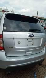 Sell used grey 2014 Ford Edge suv automatic in Lagos