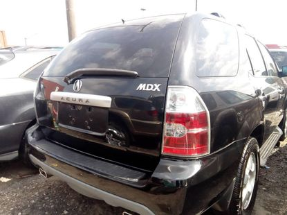 Sell well kept 2005 Acura MDX in Lagos