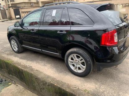 Sell cheap black 2012 Ford Edge suv automatic in Lagos