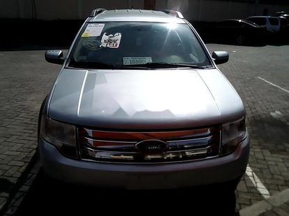 Very sharp neat blue 2008 Ford Flex for sale in Lagos