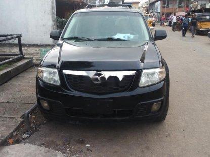 Sell black 2006 Mazda Tribute suv automatic in Lagos