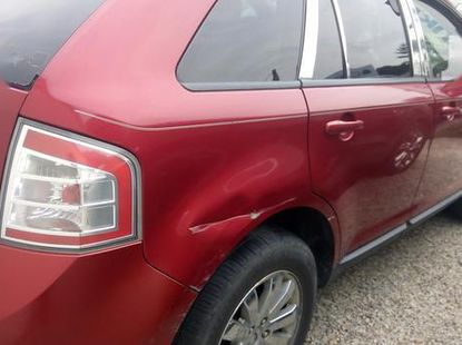 Very sharp neat 2007 Ford Edge for sale in Lagos